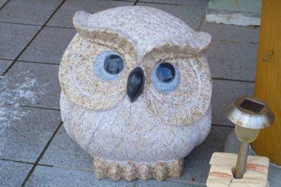 札幌御嶽神社 フクロウ