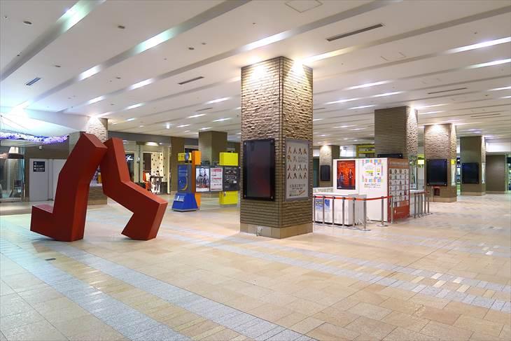 JR札幌駅 東コンコース