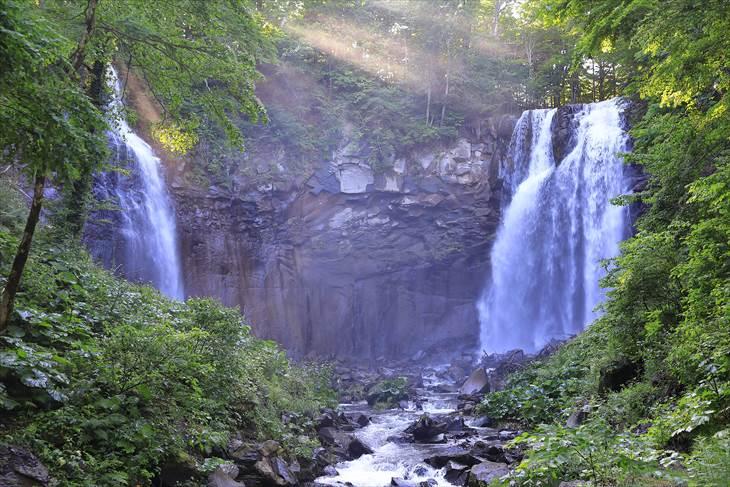 滝野すずらん丘陵公園 渓流ゾーン