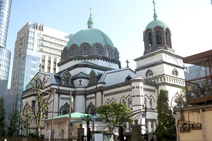 日本ハリストス正教会教団(ニコライ堂)