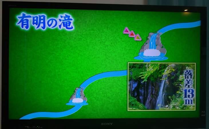 マツコ会議 有明の滝