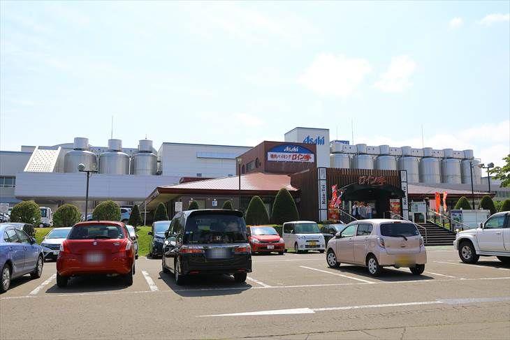 アサヒビール北海道工場・ロイン亭