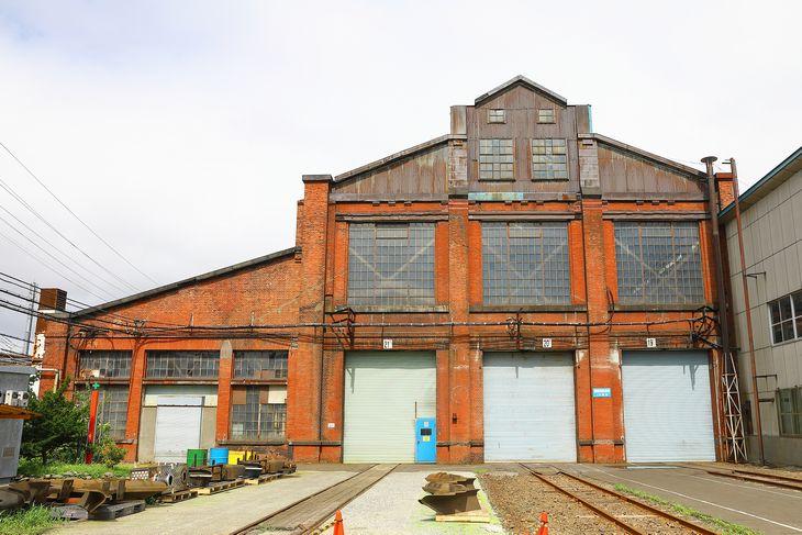 JR北海道 苗穂工場