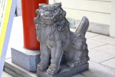 発寒神社 狛犬