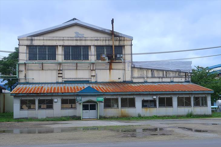 JR苗穂工場