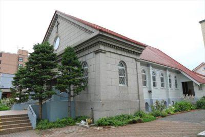 日本福音ルーテル札幌教会