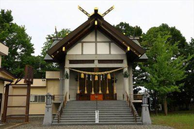 西岡八幡宮