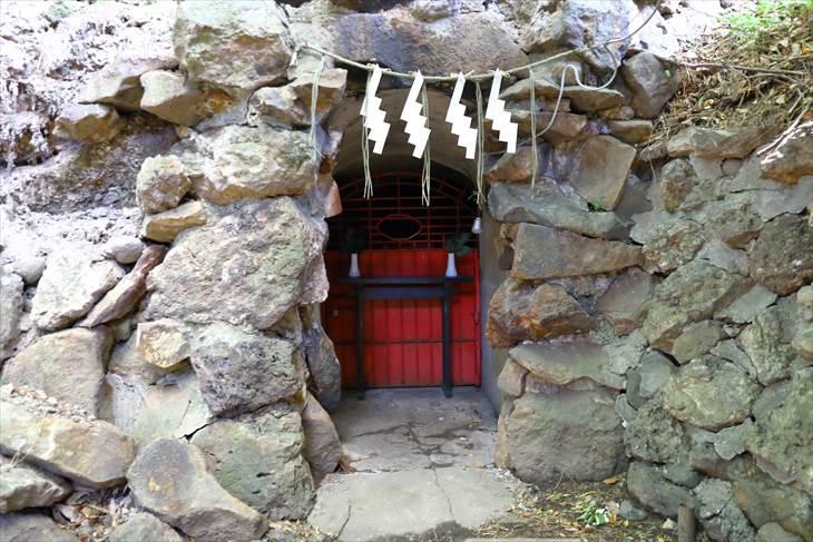 白石竜宮神社