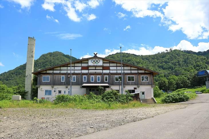 手稲山 オリンピックハウス
