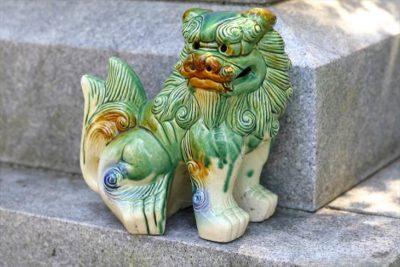 豊平神社 狛犬様