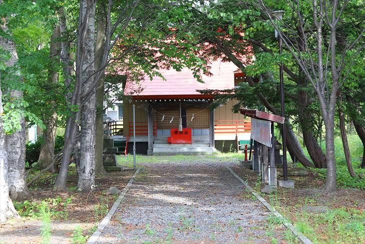 山本稲荷神社