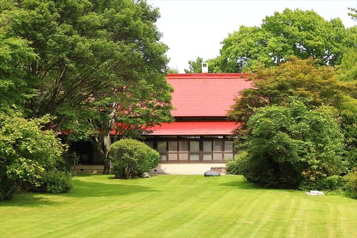 雪印種苗園芸センター 恵庭荘