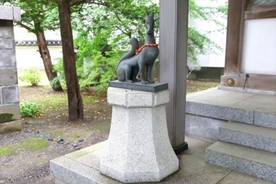 大覚寺 豊川稲荷