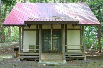 藤の沢神社