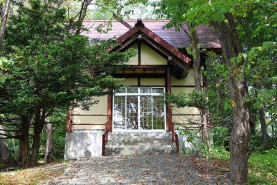 中の沢布袋神社
