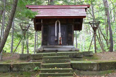 石山開拓神社
