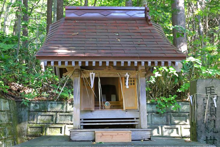 定山渓神社
