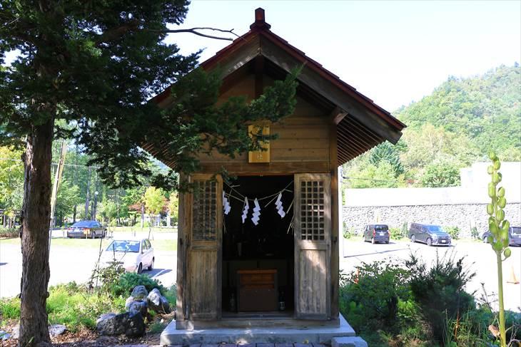 黄金龍神社