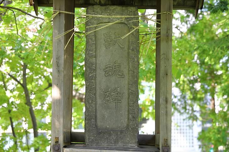 真駒内神社