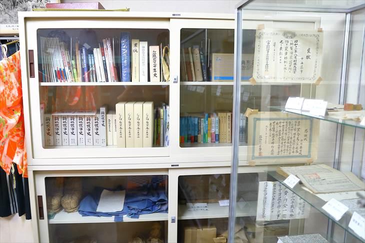 篠路烈々布郷土資料館