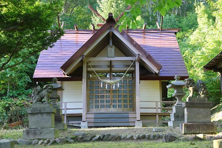白川神社(札幌)