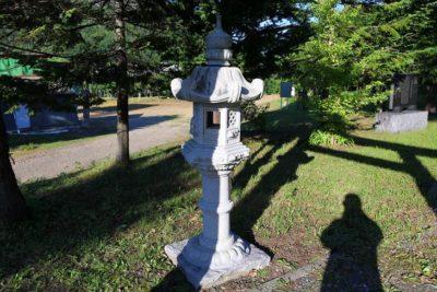 豊滝神社 石灯籠