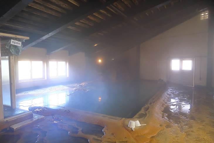 豊平峡温泉 内湯