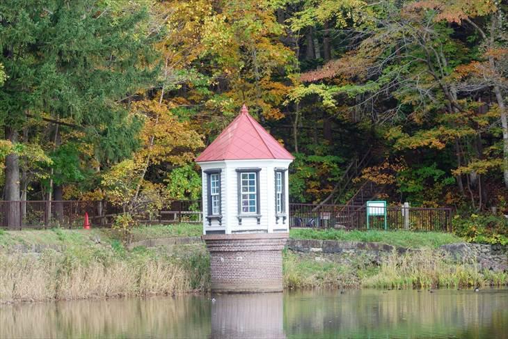 西岡公園 貯水塔
