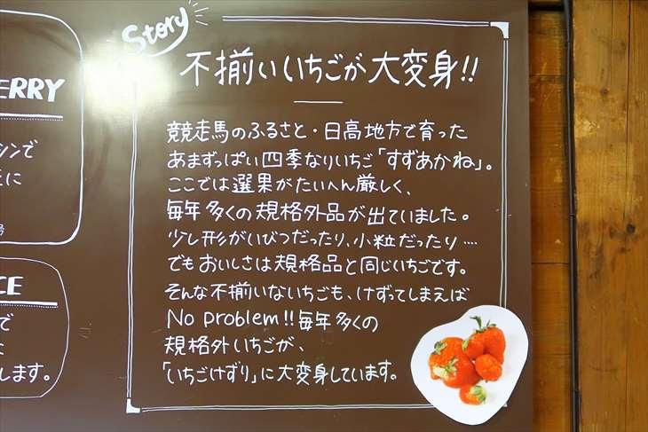 リトルジュースバー 札幌本店 けずりいちご