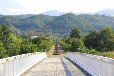 星観緑地 星流橋