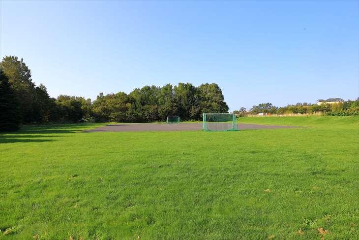 星観緑地 サッカー場