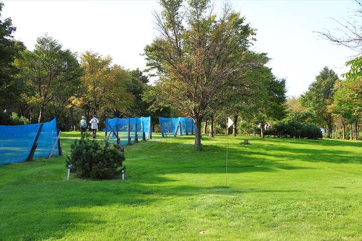 星観緑地 パークゴルフ場