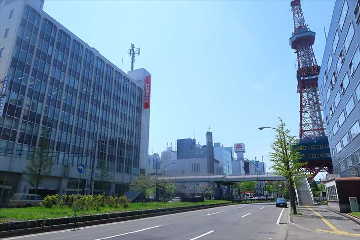 大通バスセンター