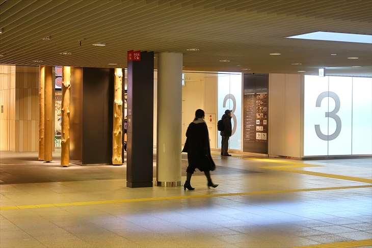札幌駅前通地下歩行空間 チ・カ・ホ 3番出口