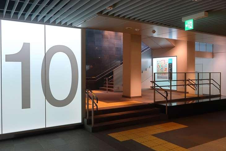 札幌駅前通地下歩行空間 チ・カ・ホ 10番出口