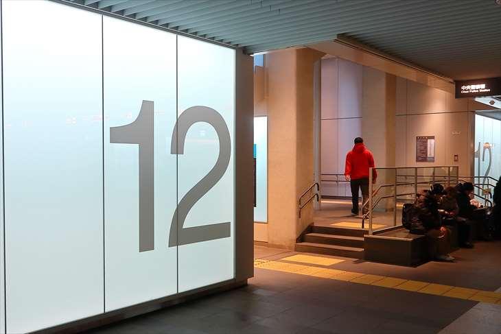 札幌駅前通地下歩行空間 チ・カ・ホ 12番出口
