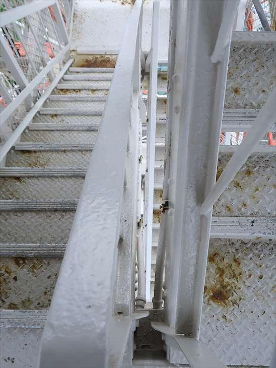 さっぽろテレビ塔 階段くだり