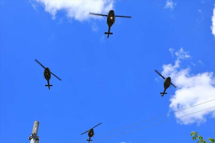 陸上自衛隊 真駒内駐屯地「真駒内第11旅団創立11周年・真駒内駐屯地開庁65周年記念行事」