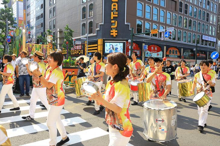 札幌・すすきのサンバカーニバル