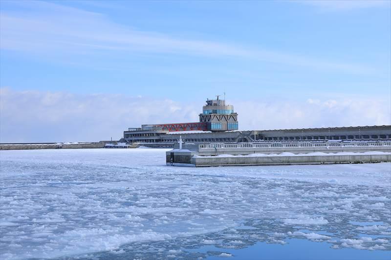 紋別 氷海展望塔 オホーツクタワー
