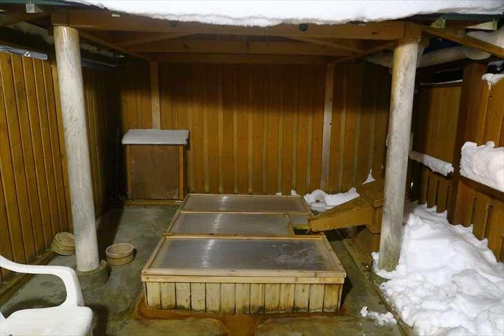 ホテル季風クラブ知床の温泉