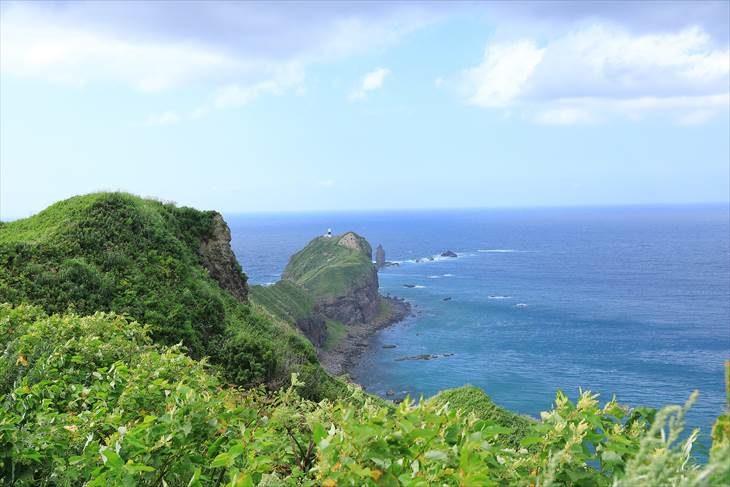 積丹半島 神威岬