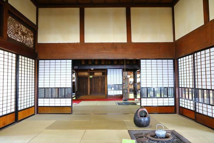 国指定重要文化財 旧花田家番屋