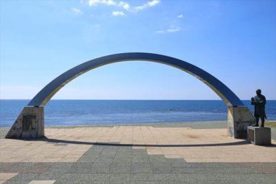 にしん文化歴史公園(松浦武四郎扇公園)