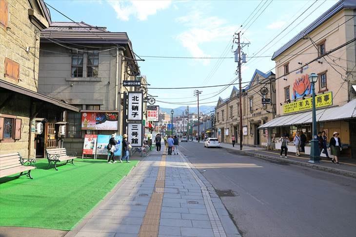 小樽堺町通り