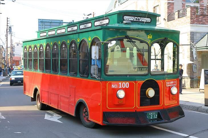 おたる散策バス