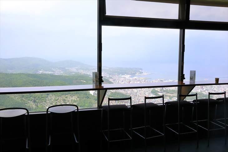 小樽天狗山 展望レストラン
