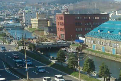 小樽運河 中央橋