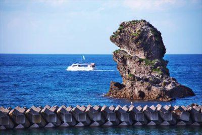 黄金岬と宝島
