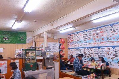 小樽三角市場